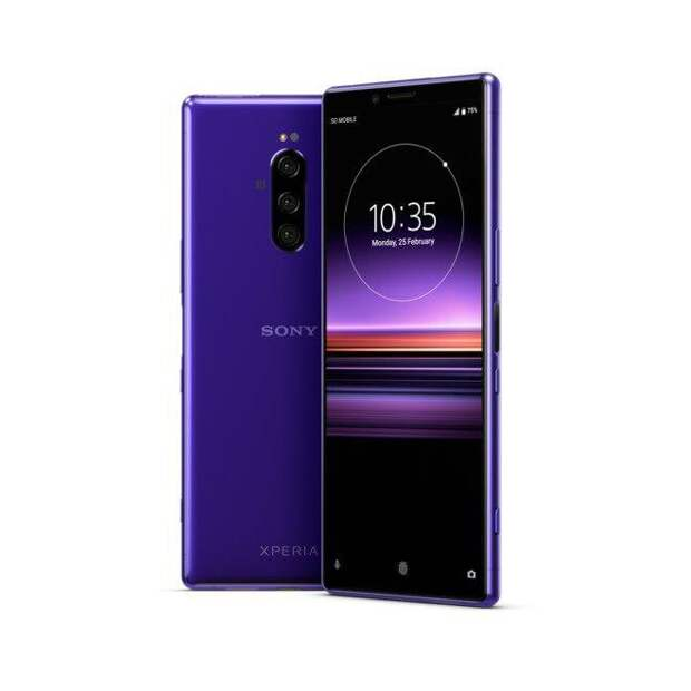 В России стартовал предзаказ смартфонов Sony Xperia 1