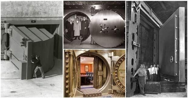 Ты не пройдешь: 20 невероятных дверей в бункеры и хранилища