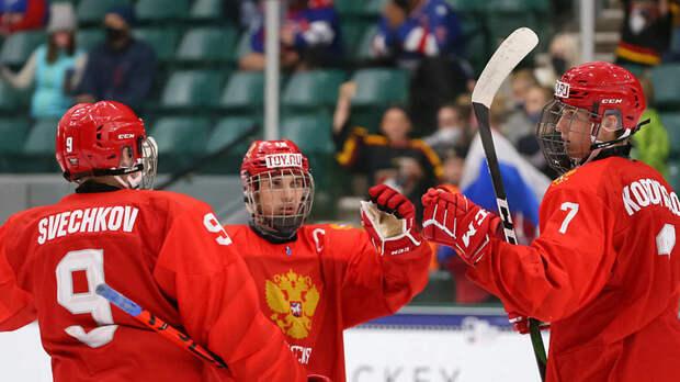 Бадюков считает, что сборная России может стать победителем ЮЧМ-2021
