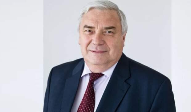 Ушел изжизни Владимир Разумов, заместитель председателя правления ПАО «СИБУР Холдинг»
