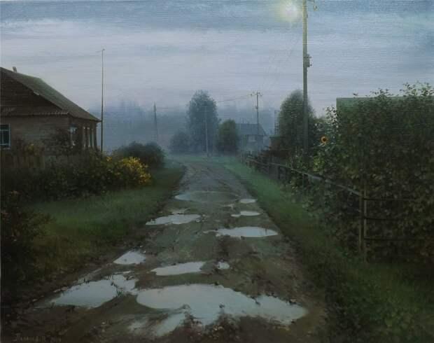 Картины Вячеслава Палачева