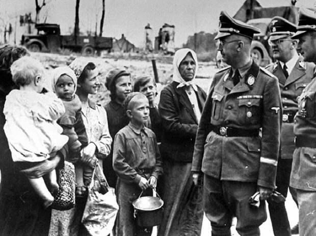«12 заповедей» Розенберга: страшная памятка для немецких солдат на Восточном фронте