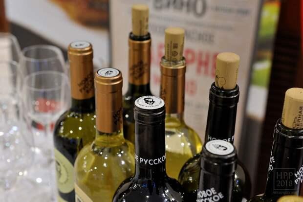 Образовалась очередь из желающих заменить грузинские вина на российском рынке