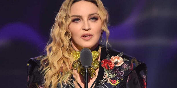 Мадонна нацелилась на фильм