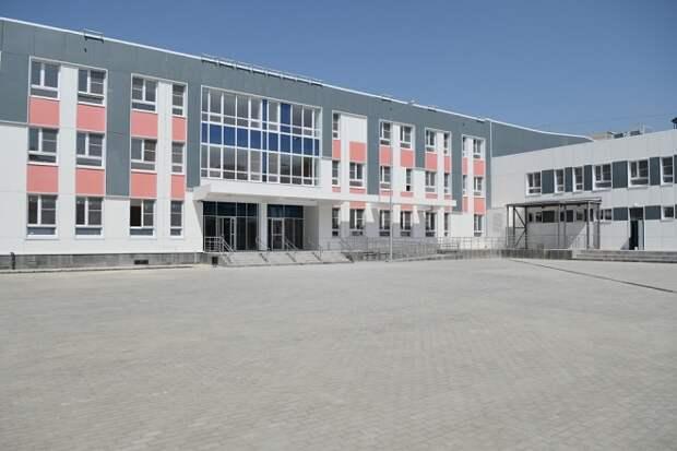 В Краснодаре сдали новую школу на Красных Партизан