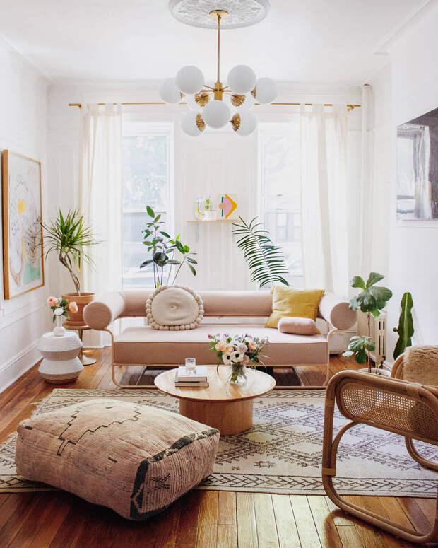 13 незабываемых идей дизайна интерьера вашей гостиной комнаты