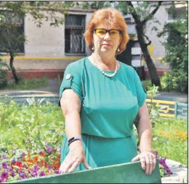 Старшая по дому из Лефортова научилась справляться с уличными хулиганами