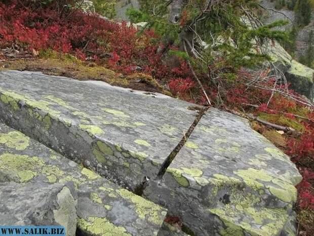 Тулымский камень - о загадочном артефакте на территории Пермского края