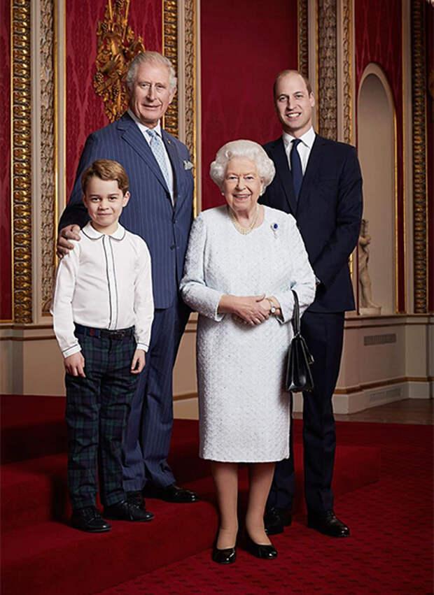 Елизавета II, принц Уильям и Кейт Миддлтон выйдут в телеэфир перед премьерой интервью Меган Маркл и принца Гарри
