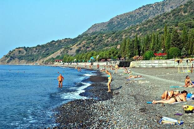 Украинские СМИ попались на лжи в отношении пляжей Крыма: «это вообще Одесса»