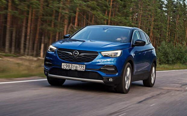 Opel Grandland X – честный и подробный тест-драйв