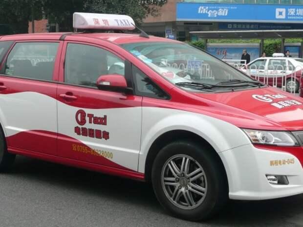Брюссель предпочел китайские электромобили BYD аналогичной продукции Renault-Nissan
