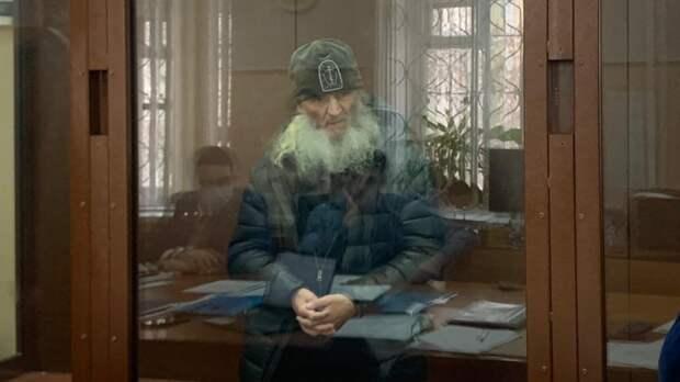 Расследование по делу экс-схимонаха Сергия завершено