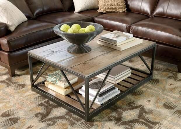 Выбираем стол в стиле лофт: находим верный ориентир в мире дизайна и материалов (28 фото)