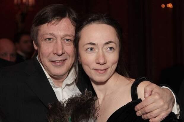 Ефремов впервые за полгода встретился с женой в колонии