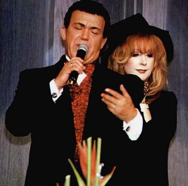 С Кобзоном, 1997 г.