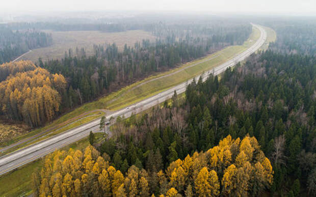 Будущую трассу Москва — Казань хотят продлить до Владивостока