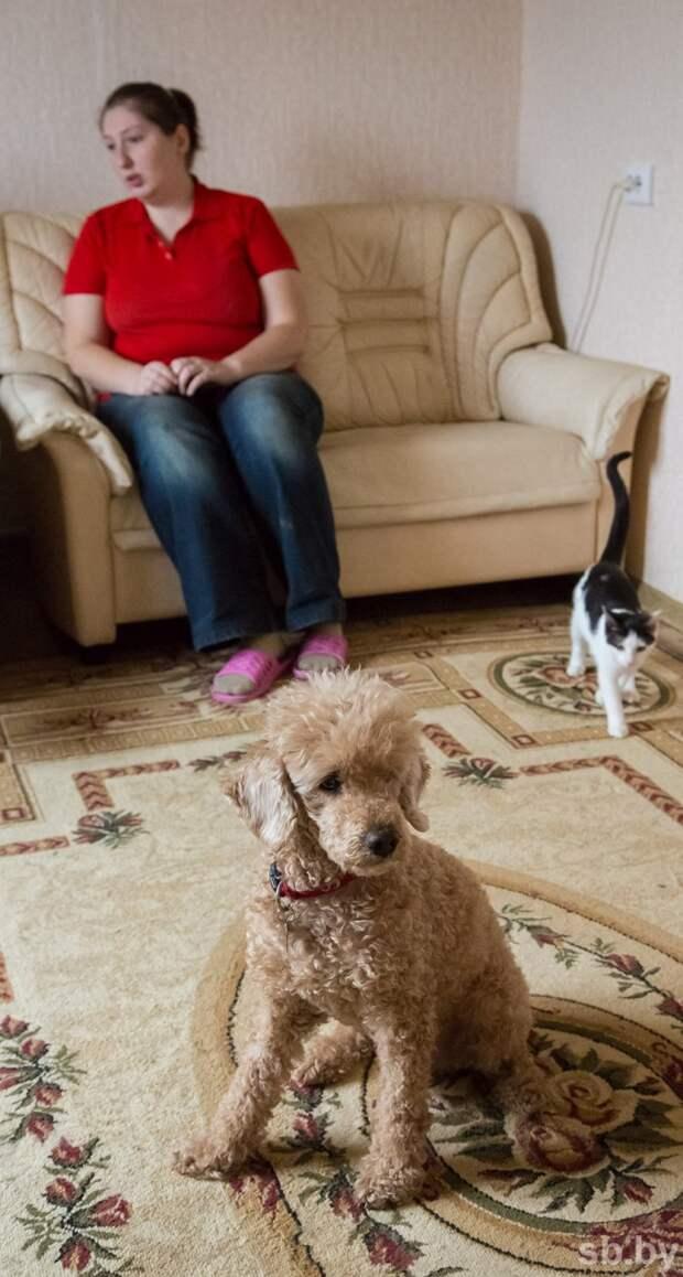 Дом последней надежды. Девушка переехала из Минска в Узду ради животных