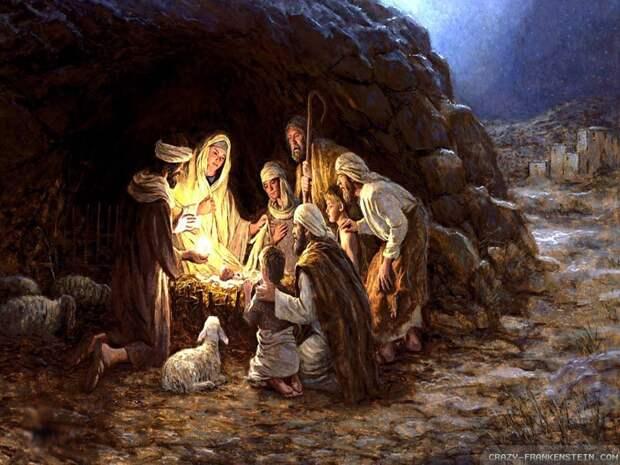 продолжение (часть 6) Первая Священная история (позновательная Священная история для детей)