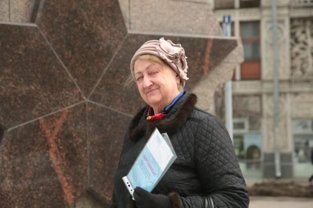 Пенсионерка из Бегового планирует отправиться в путешествие после вакцинации