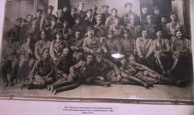 25-я стрелковая под Уральском. Часть 2. Бой под Чаганским и Красной
