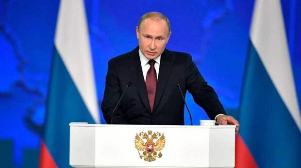 Владимир Путин запустил последний отсчёт для Зеленского