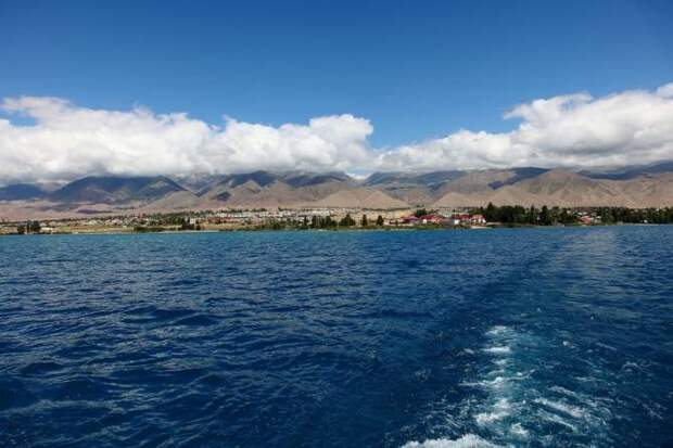 Тайны озера Иссык-Куль
