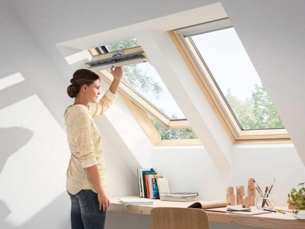 Мансардные окна: как правильно выбрать окна для дома