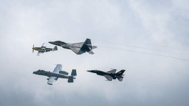 Baijiahao: попытка ВВС США поразить РФ нестандартным трюком обернулась фиаско