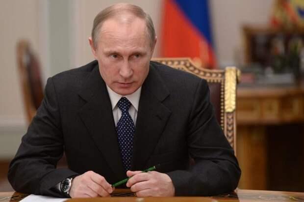 Киев анонсировал «точечный удар США», призванный «наказать» Россию и Путина
