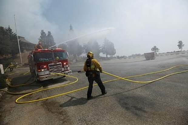 Дым от пожаров в США добрался до Европы