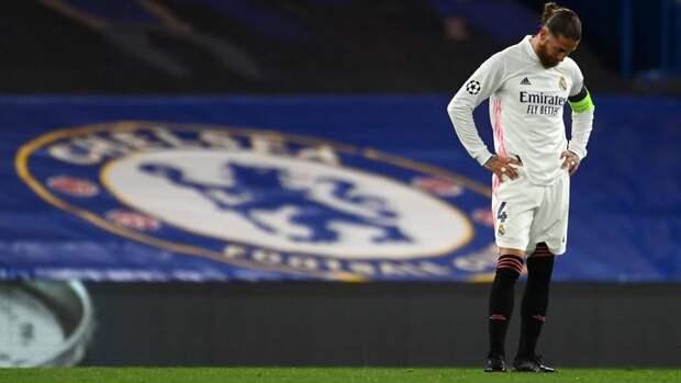 Защитник «Реала» Рамос получил травму
