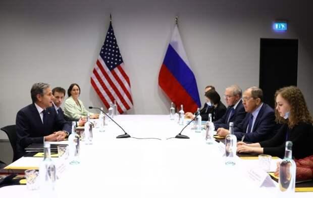 Блинкен: США приветствуют председательство РФ в Арктическом совете