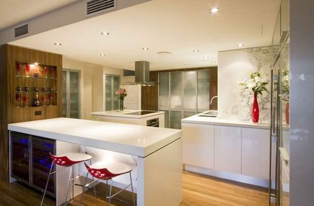 Хорошее оформление кухни в современных тенденциях, что станет находкой и одним из самых лучших решений.