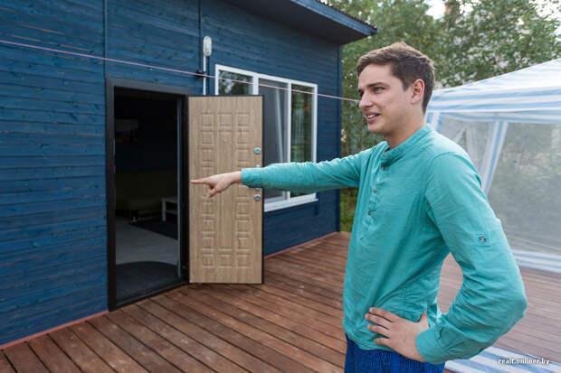 Дом за три месяца и 10 тысяч долларов.