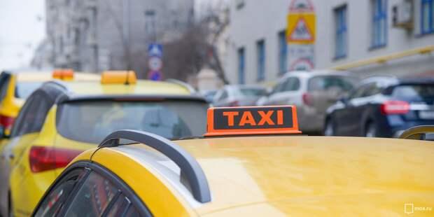 На Ботанической задержали пьяного таксиста
