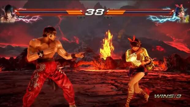 Количество проданных копий видеоигры Tekken 7 превысило семь миллионов