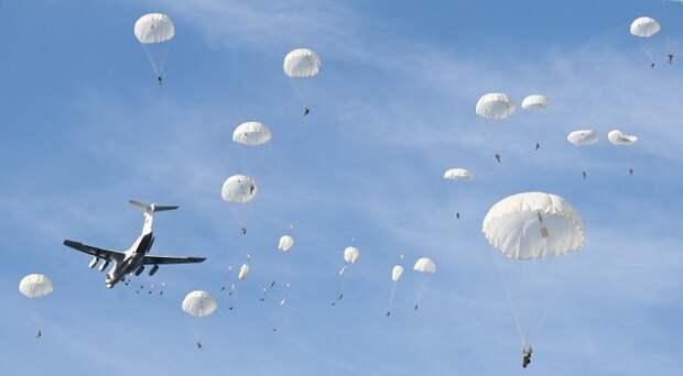 Воздушно-десантные войска 2 августа отмечают 90 лет со дня создания