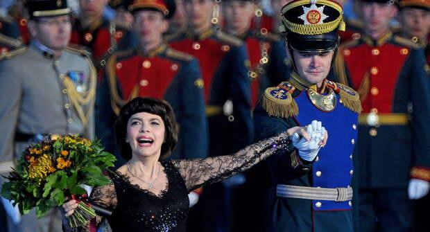 Знаменитая французская певица: Обожаю Москву, скучаю по ней