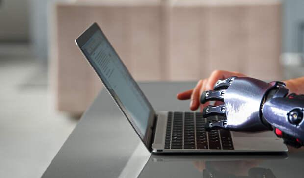 Портфельные компании Роснано представили чувствительные кtouch-screen протезы