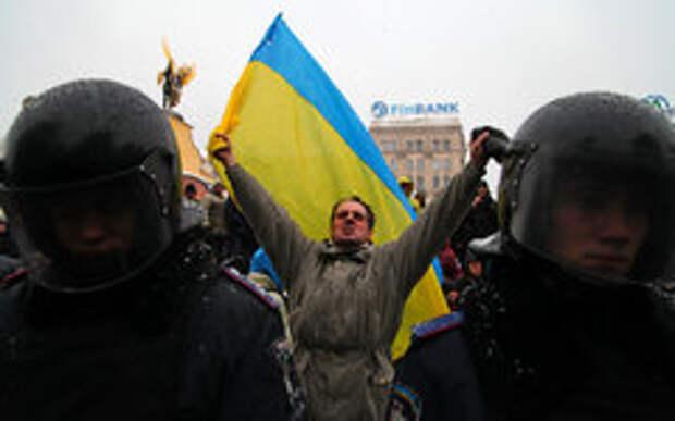 Киевские странности