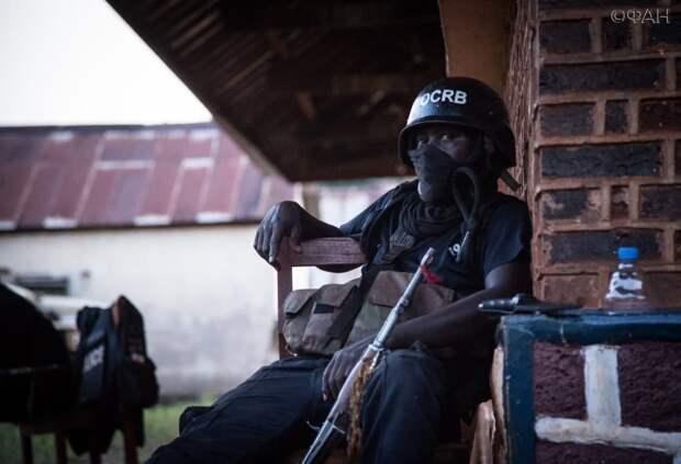 Полицейские Руанды помогут МВД ЦАР в защите высокопоставленных лиц страны