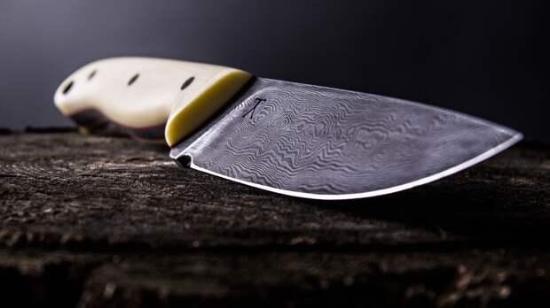 Безработная ударила ножом сожителя в Кировске