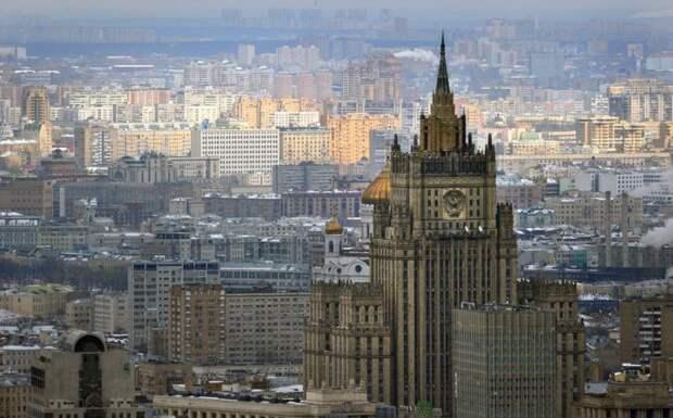 МИД: Поставки Киеву танков из Венгрии нарушают международные соглашения