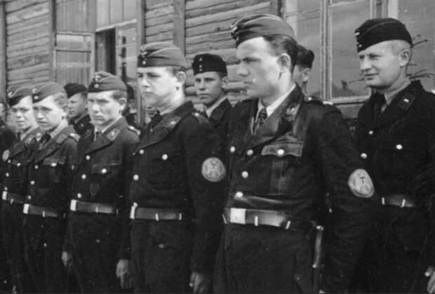 Почему палачи Хатыни стали воевать во французском Сопротивлении
