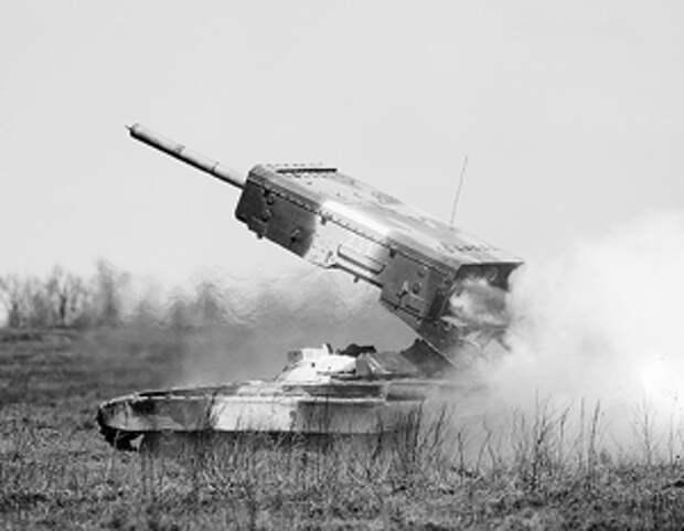 Украинская сторона заявила о появлении у ЛНР трех установок «Буратино»