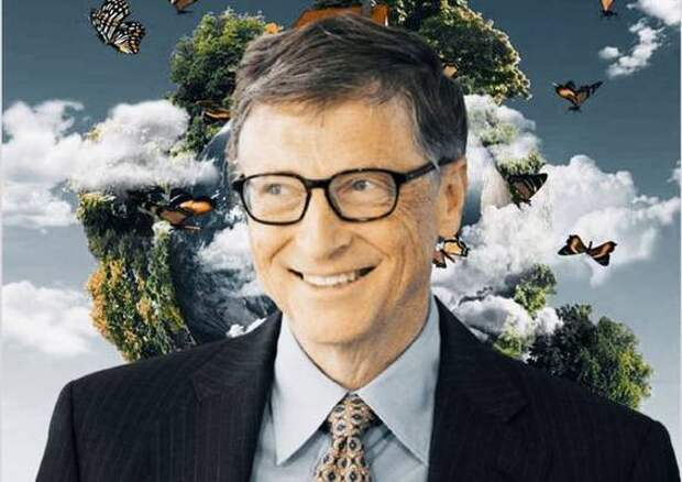 Билл Гейтс считает, что человечеству пора «заняться собой».