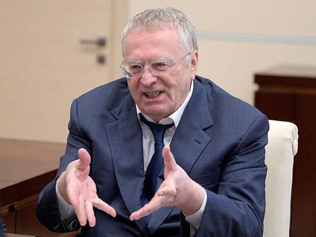 Жириновский оценил выступление Манижи на Евровидении