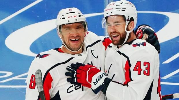 Овечкин забросил 730-ю шайбу. До пятого места в списке лучших снайперов в истории НХЛ остался 1 гол