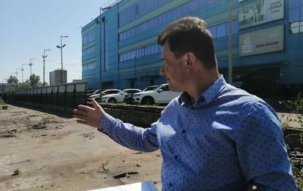 Депутат Госдумы Романенко заявил о необходимости строительства реабилитационного центра в ЮАО